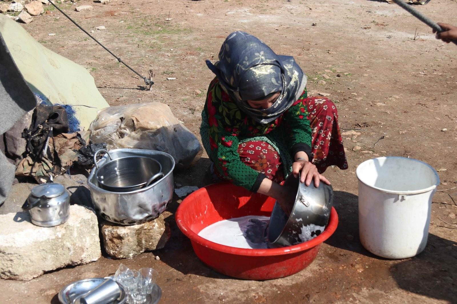 النساء السوريات… صانعات الخير