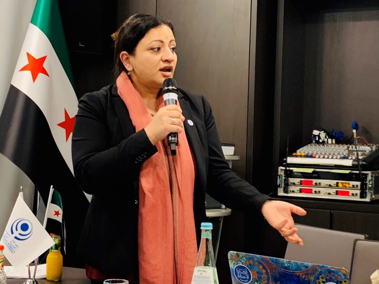 Syrian Women's Political Movement Newsletter – May 2020