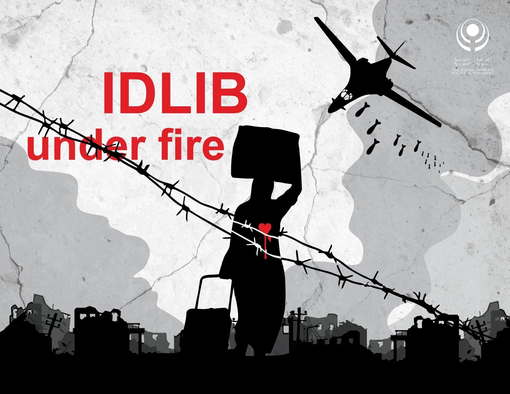 Idlib Under Fire