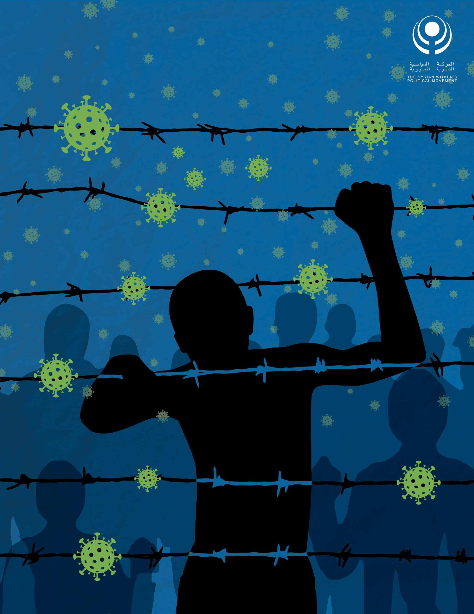 A New Coronavirus Massacre Awaits Syrian Detainees