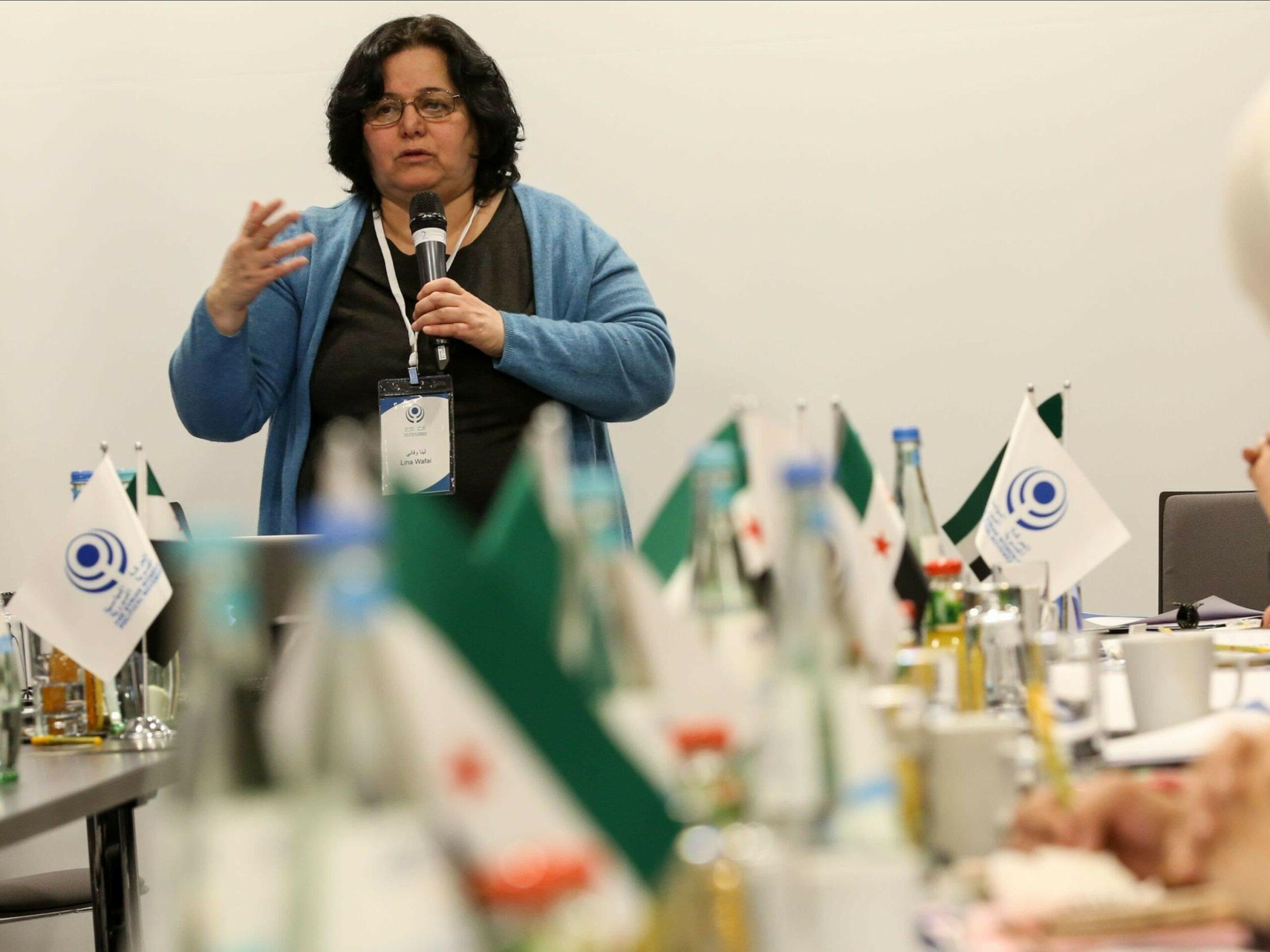 Syrian Women's Political Movement Newsletter – April 2020