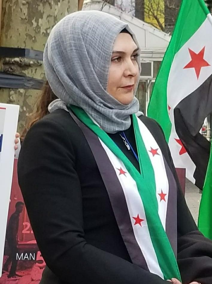 Ghalia Rahhal