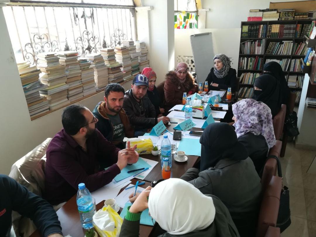 أصوات نسوية، مقابلة مع فيحاء الشواش