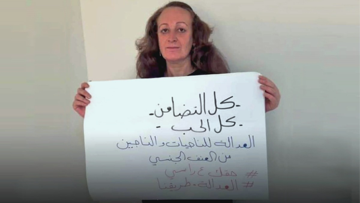 Amal Al-Salamat: Living in the camp is the most painful experience
